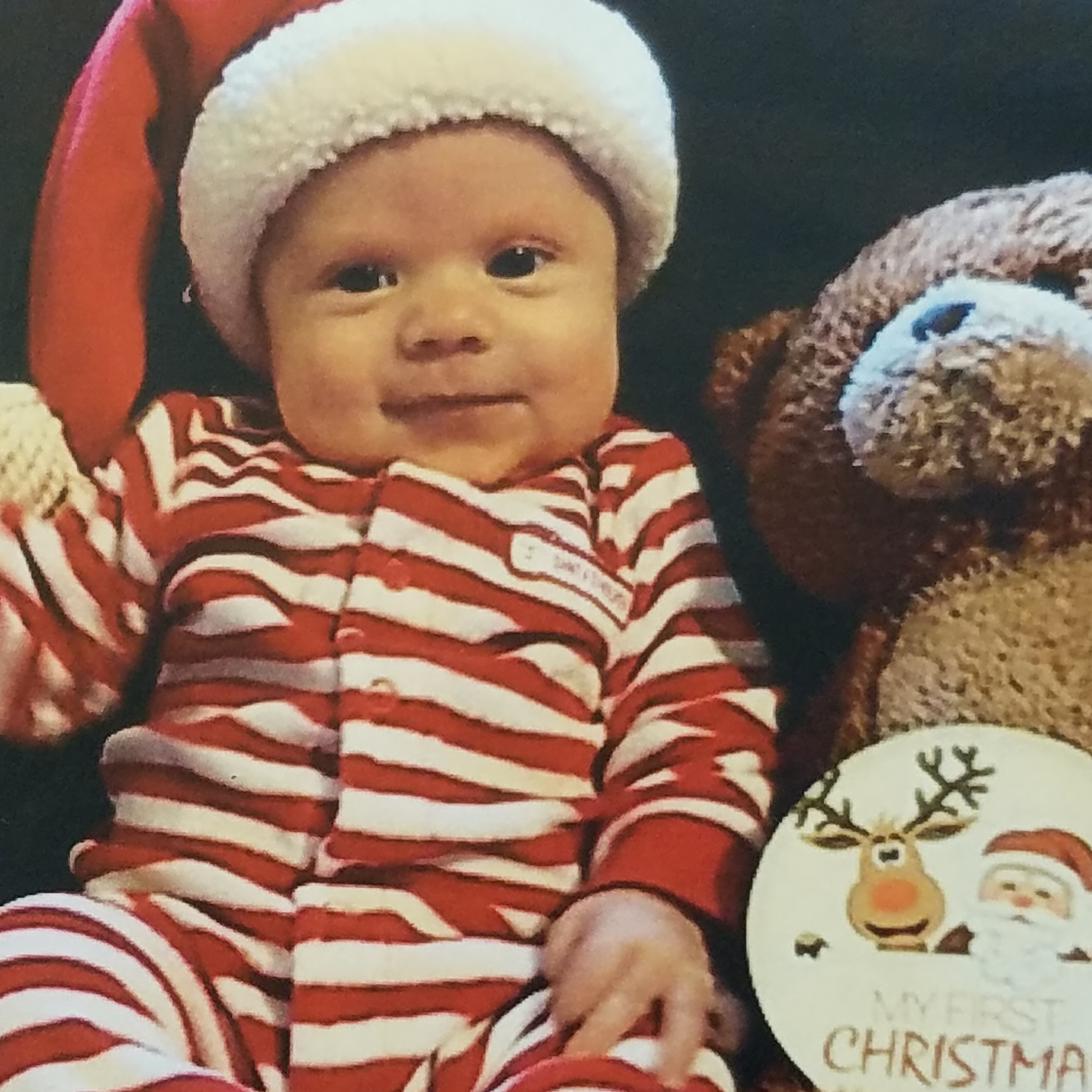 Tate's First Christmas